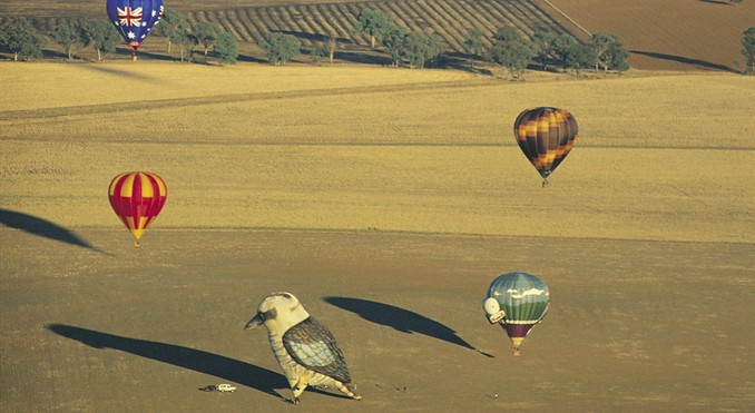 Image courtesy of Tourism New South Wales