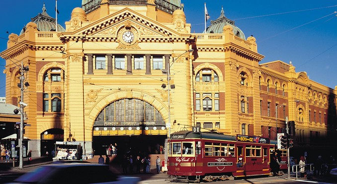 Flinders Street Station