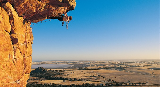 Mount Arapiles-Tooan State Park