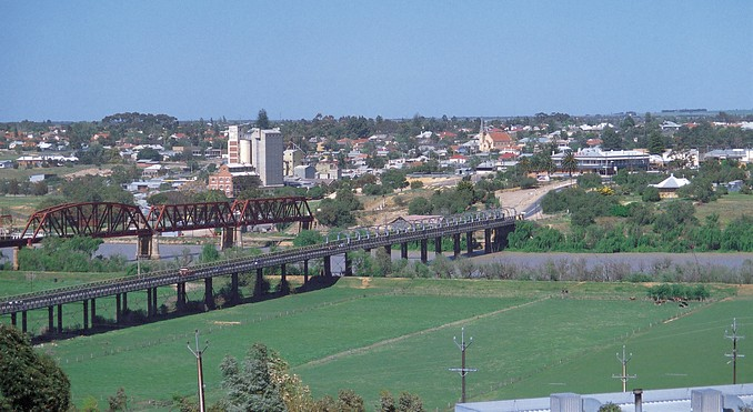 Murray Bridge Australia  city photos gallery : Murray Bridge