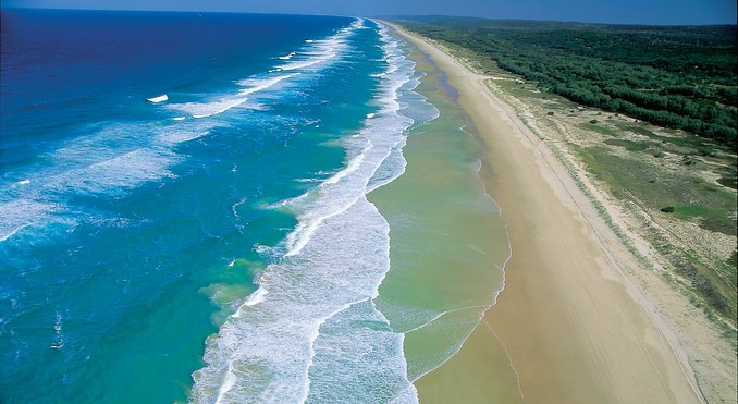 North Stradbroke
