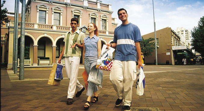 3stroke photography (2000) - Parramatta City Council