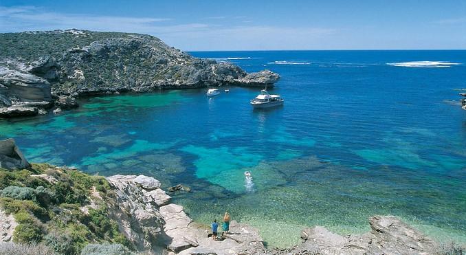 Rottnest Island Australia: Charming & Colliding: January 2013