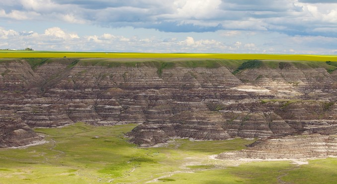 Alberta Badlands
