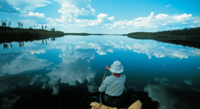 Image courtesy of Tourism Saskatchewan/David Buckley