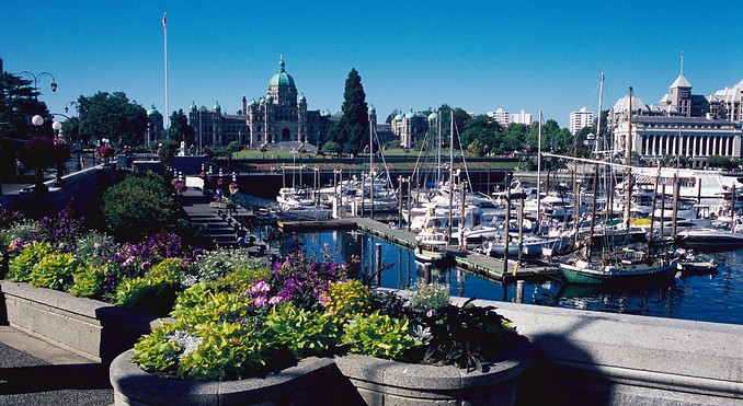 Image courtesy of Tourism BC/Adrian Dorst