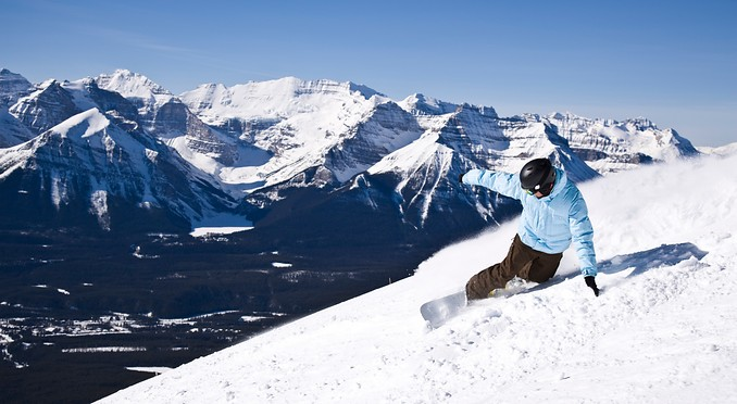 Image courtesy of Banff Lake Louise Tourism