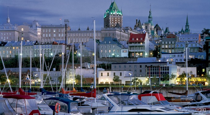 Old Port Quebec
