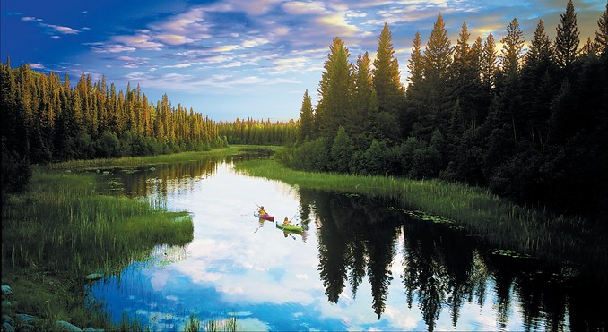 Image courtesy of Tourism Saskatchewan/Douglas E. Walker
