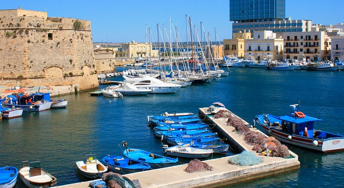 Otranto Harbour