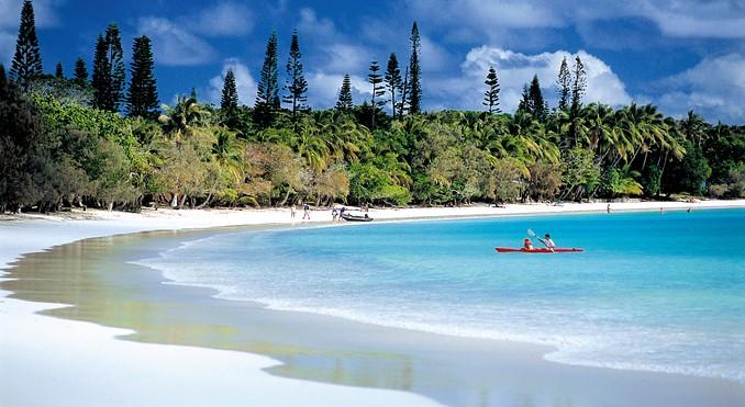 Yeni Kaledonya Tatil Turları