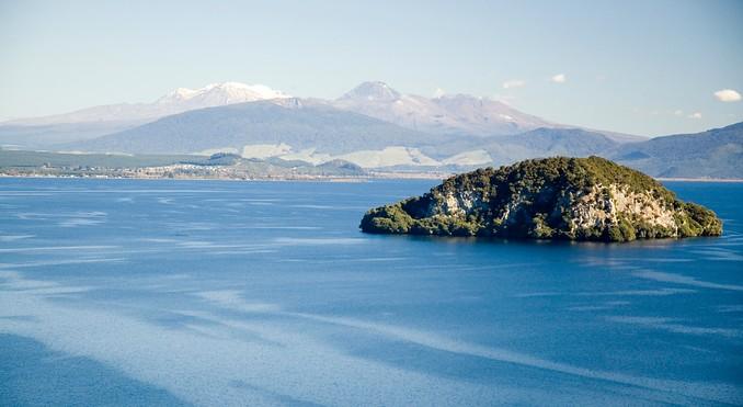 Taupo New Zealand  City new picture : Lake Taupo, New Zealand ~ The Paradise Is Out There