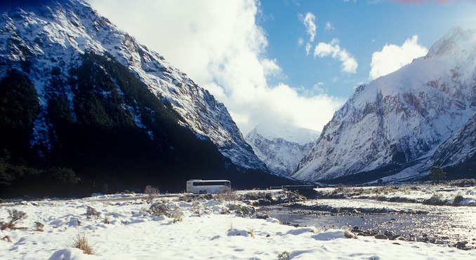 Image courtesy of Destination Fiordland