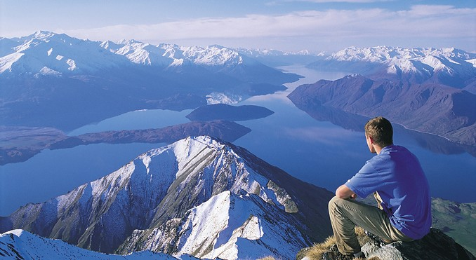 Image courtesy of Lake Wanaka Tourism