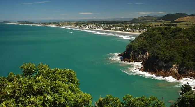Information About Waihi Beach New Zealand Pictures to pin on Pinterest