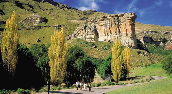 Image courtesy of Tourism South Africa