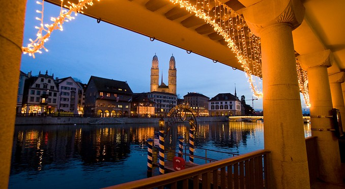 Image courtesy of ©Zürich Tourism