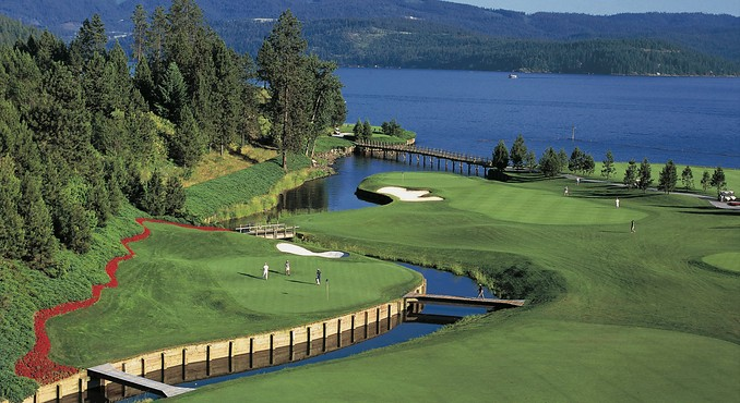 Image Courtesy of Coeur d'Alene Resort
