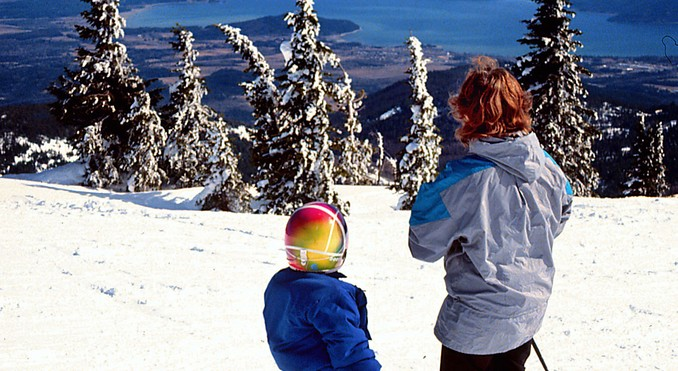 Image Courtesy of Schweitzer Mountain Resort/Sandpoint Chamber