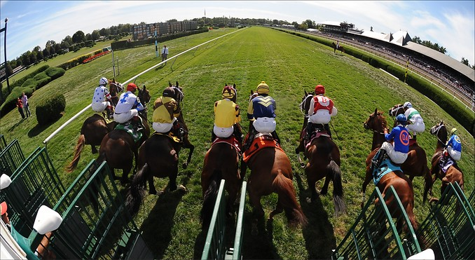 Image Courtesy of Saratoga County Chamber of Commerce and Adam Coglianese/NYRA