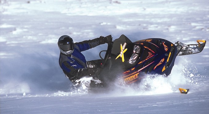 Image Courtesy of Ski-Doo