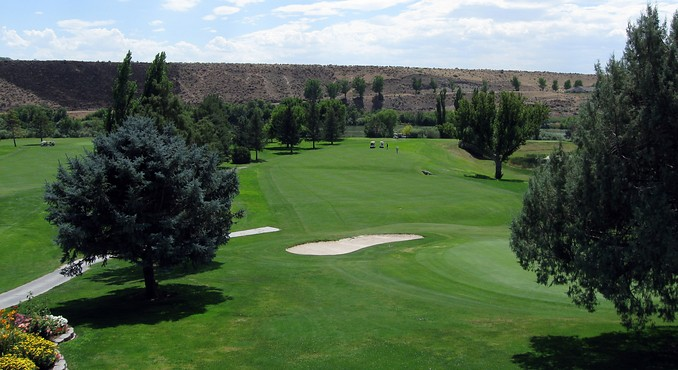 Image Courtesy of Clear Lakes Country Club/Idaho Tourism