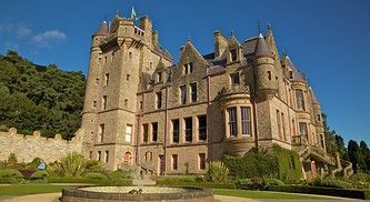 """Belfast Castle - Ireland"""
