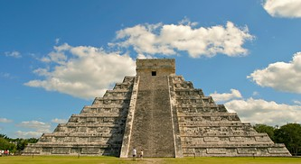 """Chichen Itza Ruins - Mexico"""